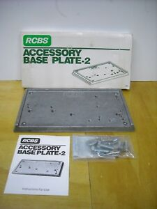 RCBS Accessory Base Plate-2