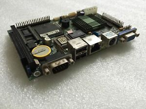 1pc 1pcs Used Evoc Ec3 1541cldna Embedded Industrial Motherboard