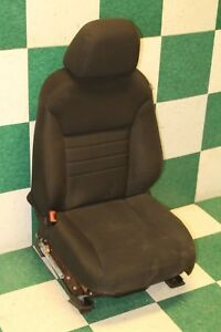 11 14 Charger Lh Left Drver Front Seat Bucket Cloth Electric Oem Track Power