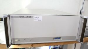 Agilent Hp 83631b 10 Mhz 26 5 Ghz Swept Signal Generator Sweeper Cal d