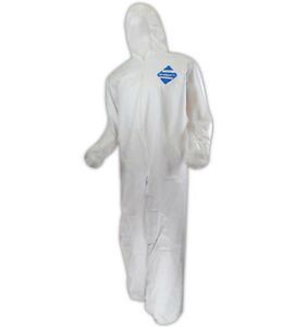 Kimberly clark A40 Liquid Particle Protection Coveralls 2xl 25 Pack