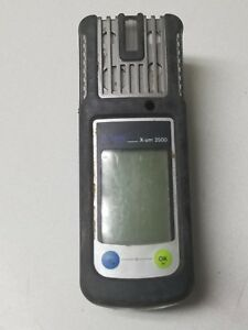 Drager X am 2500 Gas Detector