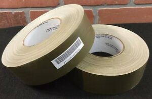 Water Proof Tape Olive Drab 2 X 60yds 2 Roll Qty