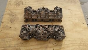 F 11 58 Dated1958 58 Chevy Impala 348 Cylinder Head 3732791 No Cracks