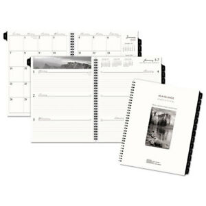 Executive Fashion Weekly monthly Planner Refill 8 1 4 X 10 7 8 2019