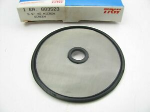 Trw 683523 5 5 40 Micron Filter Screen For Oberg 6 Racing Filters