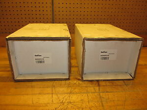 Daman Ad08hp015f Aluminum Hydraulic Manifold New In Sealed Package