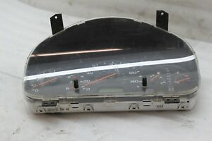 78100 s84 a730m1 2000 Honda Accord Instrument Cluster Speedometer 248k Z 140 Ms