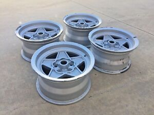 Ferrari 308 Gtb Gts Gt4 Dino 246gt Cromodora Wheels 7 5 x14 set Of 4