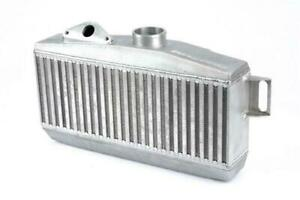 Grimmspeed Silver Top Mount Intercooler Tmic For 02 07 Wrx Sti Fxt 090001