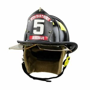 Cairns 1044 Helmet Black Nfpa Osha Nfpa Bourkes And Defender Visor Deluxe