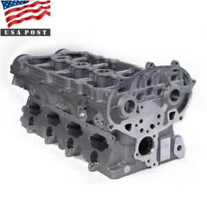 Engine Cylinder Head With Valves For Vw Jetta Golf Eos Audi A3 A4 2 0t
