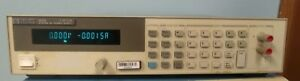 Agilent Hp 6632b 100 Watt Dc System Power Supply 20v 5a Opt 20 760