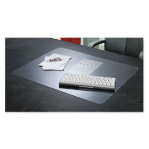 Krystalview Desk Pad With Microban 24 X 19 Matte Clear
