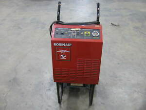 Used Robinair A C Recovery Recycling Machine Local Pickup Only Will Not Ship