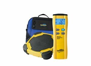 Fieldpiece Srs3 Wireless Refrigerant Scale With Padded Case 0 252 Lbs