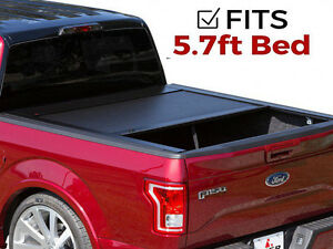Pace Edwards Jackrabbit Tonneau Truck Bed Cover 2015 2018 Ford F150 5 5 Ft