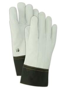 Magid Duramaster Full Goatskin Leather Glove Size 11 12 Pair
