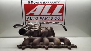 12 2012 13 2013 Volvo S60 T5 2 4l Turbo Charger Unit