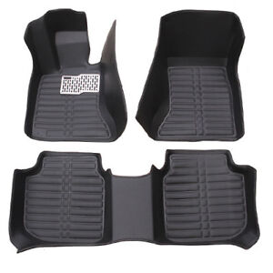 Car Mats For Honda Crv Cr v Car Floor Mats Carpets Waterproof Pads Auto Mats