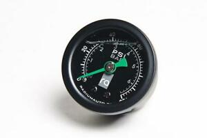Radium Engineering 0 100 Psi Fuel Pressure Gauge Fpr Rad20 0029