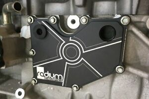 Radium Engineering 2013 Ford Focus St Pcv Baffle Plate Ecoboost Rad20 0327