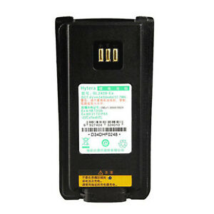 For Hytera Pd700ex Pd780ex Battery Bl2409ex t7846 Ys