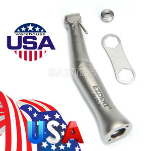 Usps Dental Implant 20 1 Reduction Push Button Contra Angle Handpiece F Nsk