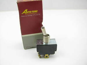 Auto Tune Pt3347 Universal Toggle Switch 4 Terminal 35 Amp 2 Position