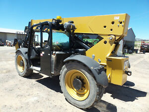 2012 Cat Caterpillar Tl943c 9000lb Rough Terrain Telehandler Telescopic Forklift
