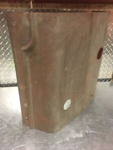 International Harvester Power Unit Hood Cub Farmall