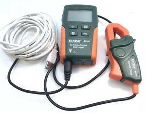 Extech Dl150 Data Logger Ac Voltage Current Clamp Cable