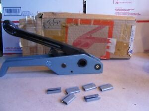 Swiss Made Orgapack St 100 Tensioner Lightly Used