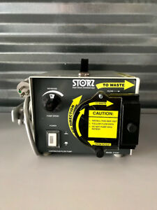 Karl Storz Endoscopy 27224p Continuous Flow Pump