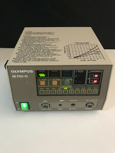 Olympus Psd 10 Electrosurgical Unit