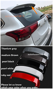 Paint Factory Style Spoiler Wing For Mitsubishi Outlander Rear Spoiler 2013 2018