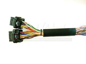 Ecu Patch Harness 400mm Loom Amp Basic Haltech Link Motec Wolf Emtron Adaptronic