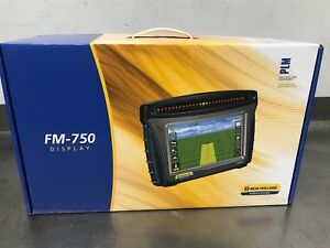 New Trimble Fm750 Guidance Mapping Display Gps By New Holland 94000 60