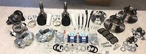 Classic Mini Cooper S 7 5 Drum To Disc Brake Conversion Kit