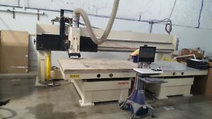 Thermwood 82 Cnc Router