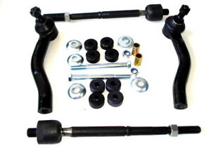 Toyota Echo 2000 2002 Tie Rod End Front Outer Inner Plus Sway Bar Link Kit 6ps