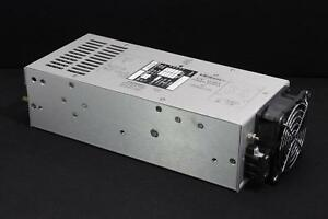 Deltron 5 Volts 72 Amps Dc Power Supply 90 To 264v Ac Cv360a04 tested sku187423