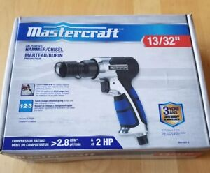 Mastercraft Air powered Hammer Chisel 13 32 New In Box