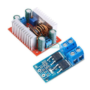 400w 15a Dc Step up Constant Current Power Supply Driver Boost Converter Module