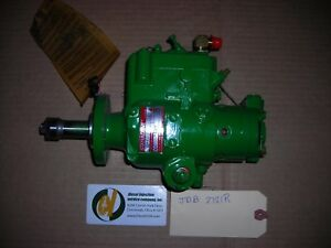 Jdb 2721 Stanadyne Diesel Injection Pump John Deere 02721 Mdi