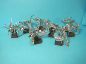 Lot Of 10 Soldering Iron Holder Station Spring W Helping Hand Magnifying Glass