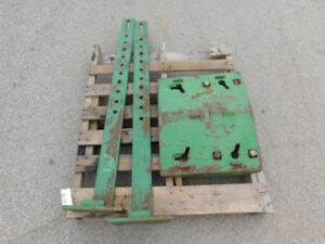 John Deere 4020 4320 Tractor Double Stack Weight With Rails R44358 02258