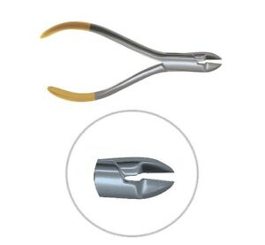Samion Orthodontic Plier 873 172 t Hard Wire Cutter Straight Carbide