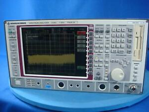Rohde Schwarz Fseb20 7 Ghz Spectrum Analyzer