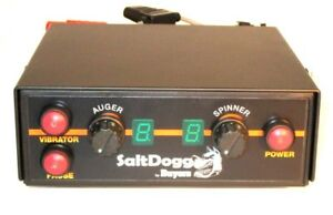 Saltdogg buyers Variable Speed Controller For Shpe Spreader Oem Part 3014199